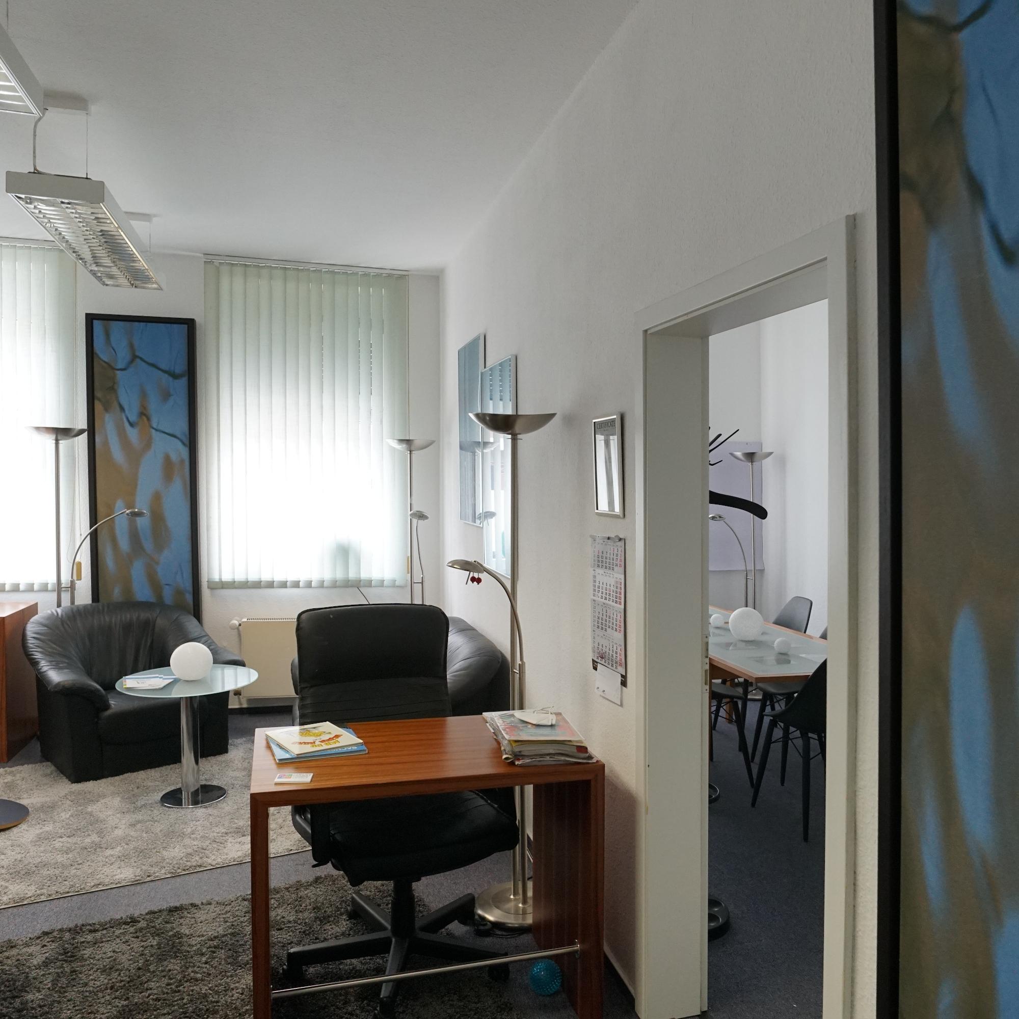 Büroraum der Geschäftsstelle
