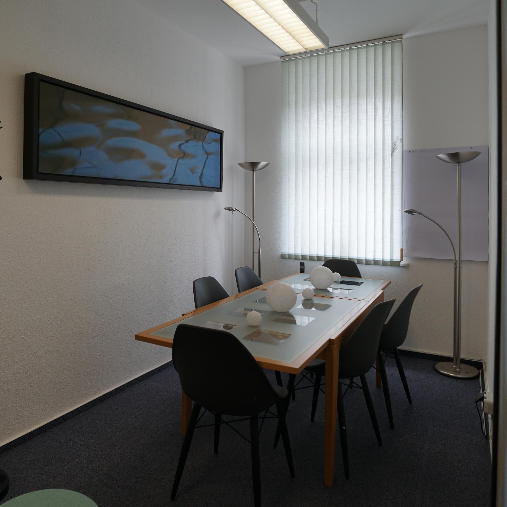 Seminarraum der Geschäftsstelle